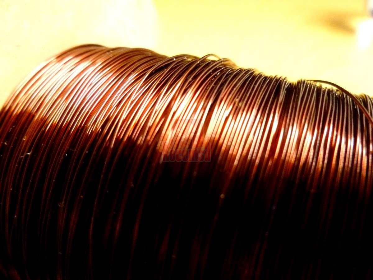 El cobre es un buen material para reciclar recemsa el - Alambre de cobre ...